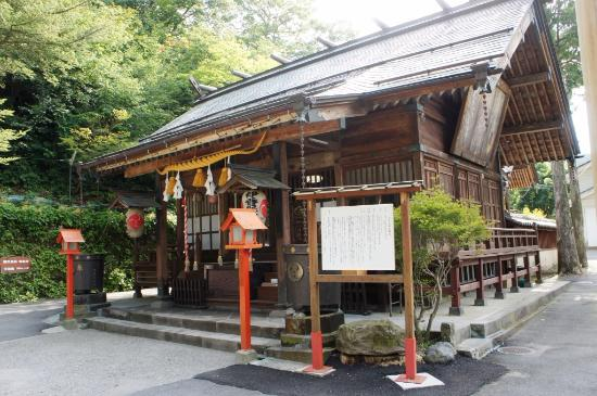 Ikaho Shrine