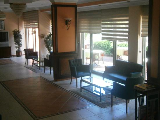 Sifalar Apart Hotel: loby