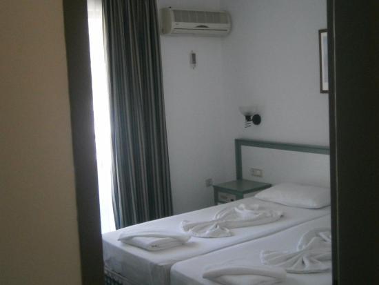 Sifalar Apart Hotel: odalar