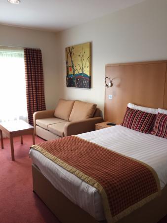High Range Hotel: Hotel Room