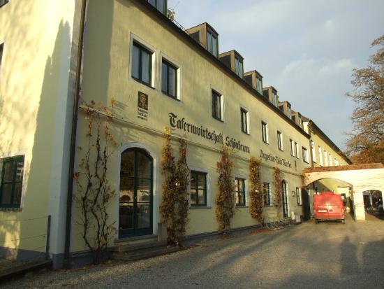 Schloss Schönbrunn: Tafernwirtschaft Schönbrunn