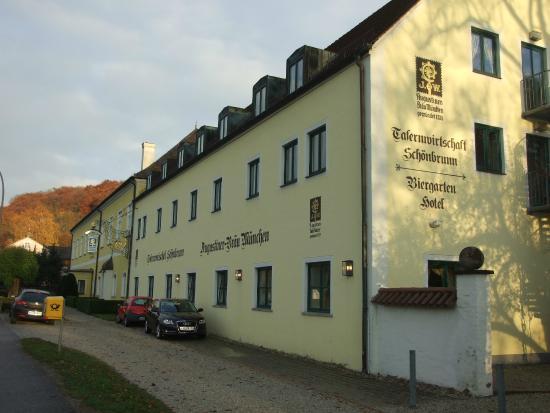 Tafernwirtschaft Hotel Schonbrunn Bild Von Tafernwirtschaft Schonbrunn Landshut Tripadvisor