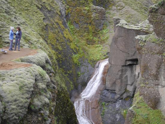 Fjadrargljufur Canyon Tour