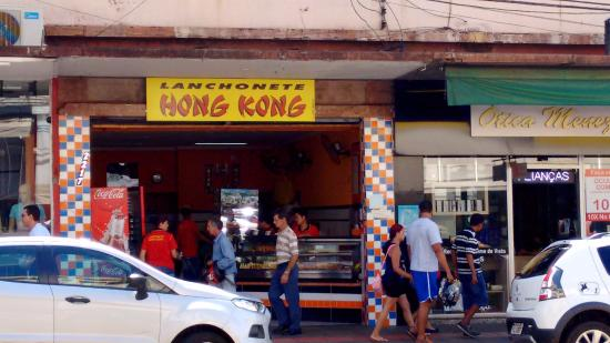 Lanchonete Hong Kong