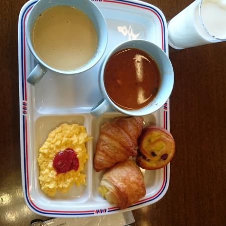 Shiosai: 朝食
