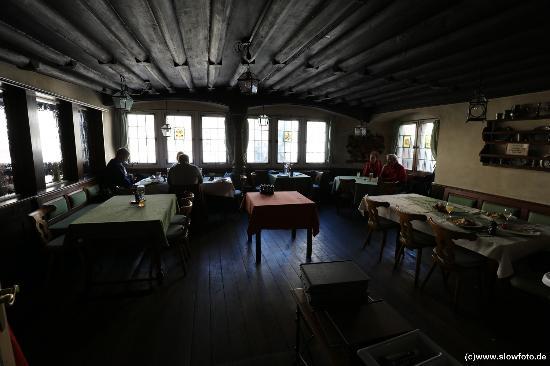 Weinstube Frey: die historische Gaststube