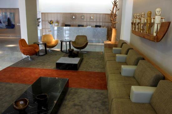 Nobile Suites Executive : Lobby