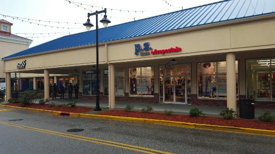 Tanger Outlets Myrtle Beach Hwy 501 510