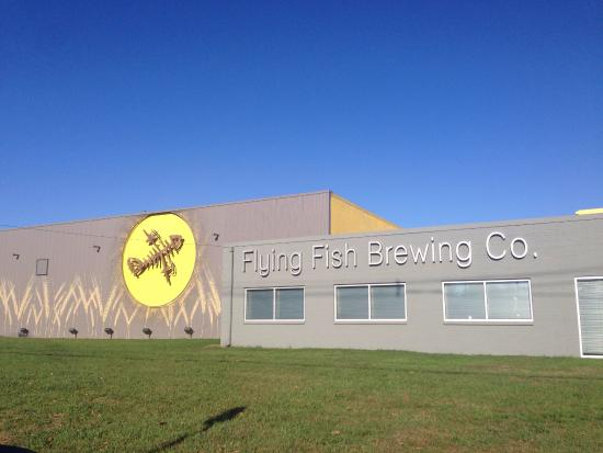 ‪Flying Fish Brewing Company‬