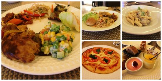 Crowne Plaza Jaipur Tonk Road: Buffet Lunch At Sirocco   The All Day Dining  Restaurant