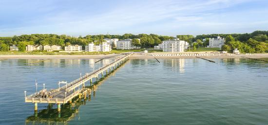 Grand Hotel Heiligendamm: Areal view