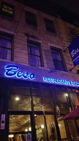 Photo of Latin American Restaurant Beso at 370 Lewis Ave, Brooklyn, NY 11233, United States
