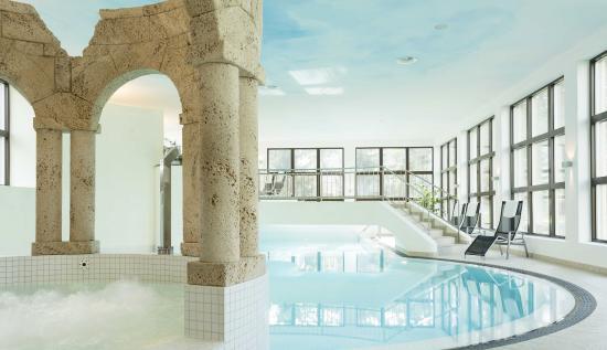 Cresta Palace Hotel: Indoor Pool