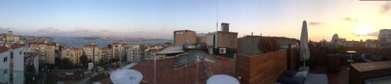 Urban Suites: 360 graden uitzicht van dakterras