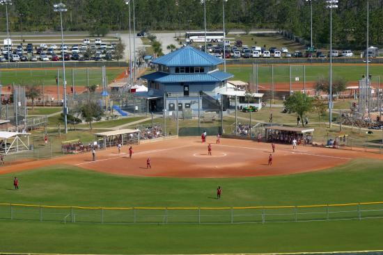Collegiate Fastpitch Picture Of Osceola County Softball Complex Kissimmee Tripadvisor