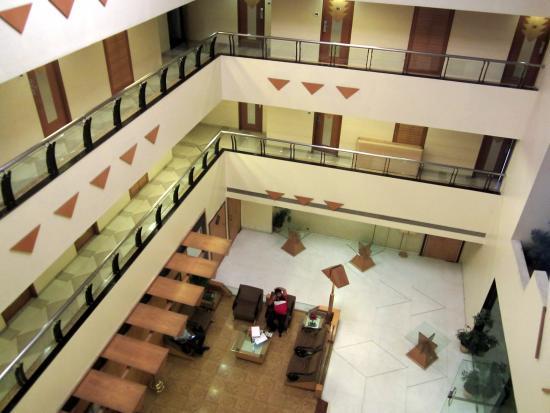 FabHotel Shivajinagar : Reception