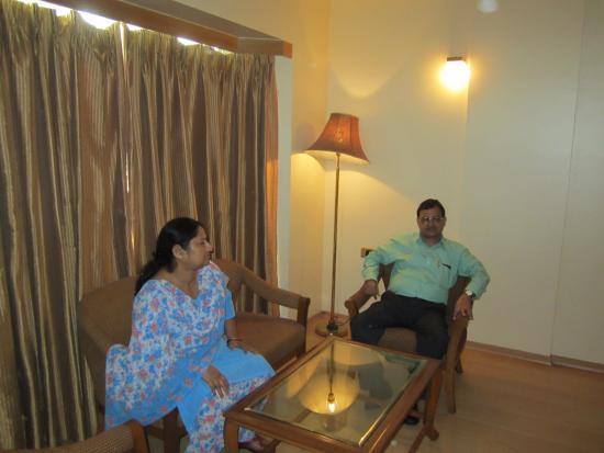 Gandharv Residency: Suite room