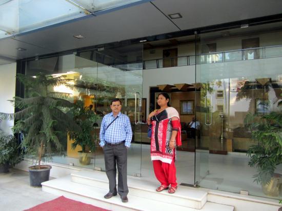 Gandharv Residency: Outdoor