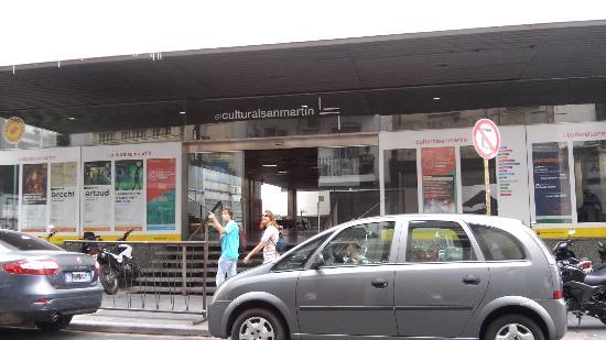Teatro Municipal General San Martin