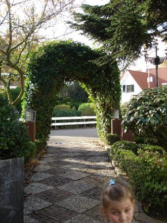 Ridderkerk, Países Bajos: Entrée van restaurant Ross Lovell