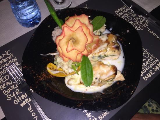 Restaurant - Paladar Mallorca: Presentation