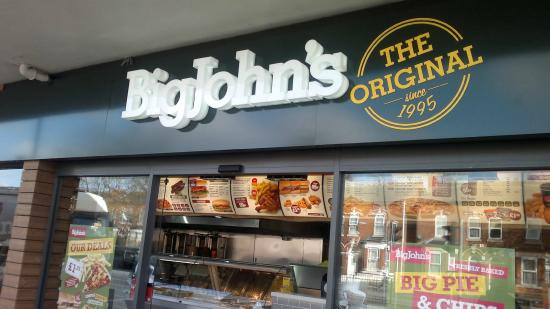Big John's Erdington