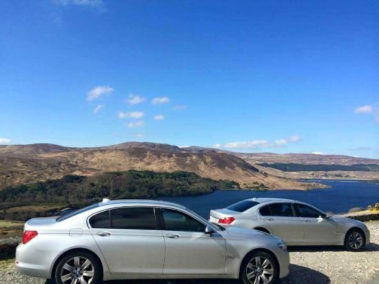 Irish Luxury Tours: Dunlewey Co Donegal