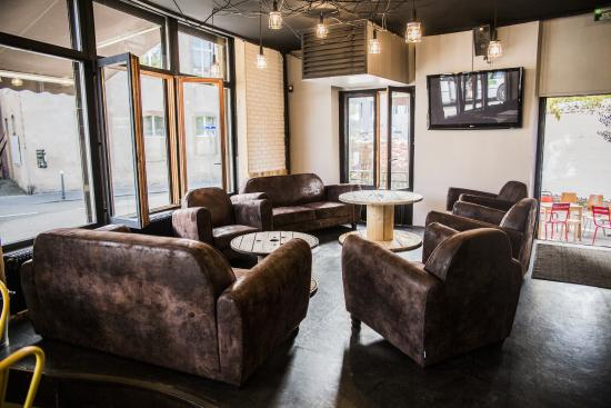 photo de abattoir caf strasbourg tripadvisor. Black Bedroom Furniture Sets. Home Design Ideas
