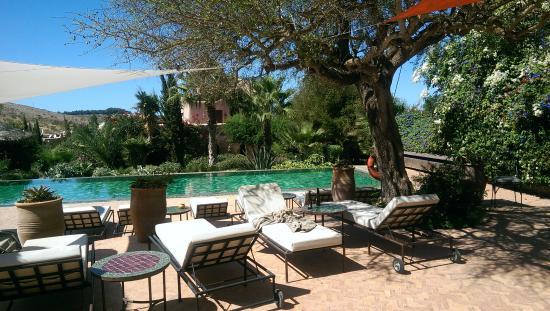 Restaurant Picture Of Le Jardin Des Douars Essaouira Tripadvisor