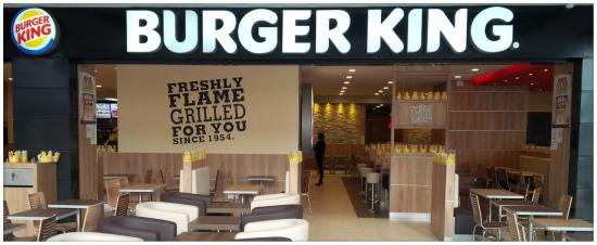 intérieur deux - Picture of Burger King, Creteil - TripAdvisor