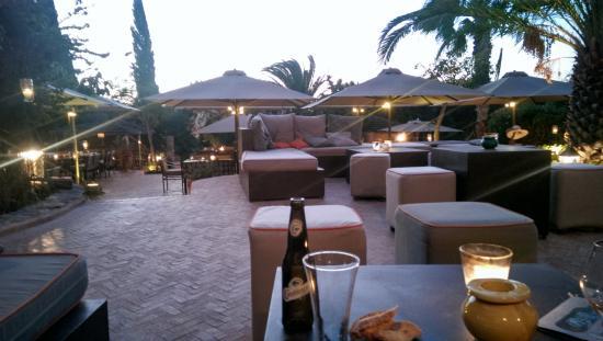 Bar Restaurant Photo De Le Jardin Des Douars Essaouira