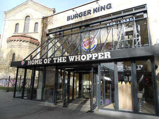 fast food chains paris