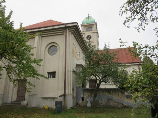 Evangelical Protestant Church of Mistr Jan Hus