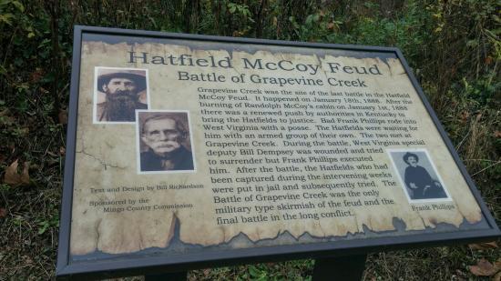 Hatfield and McCoy Historic Sites: 8841_large.jpg