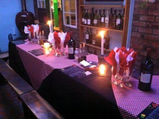 Bardelli's : Italian night dream dinner