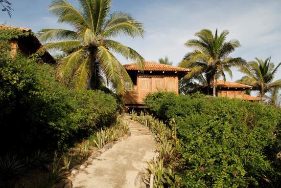 Playa Viva: villas