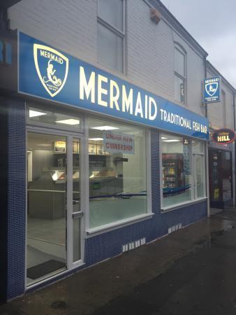 Mermaid Traditional Fish Bar