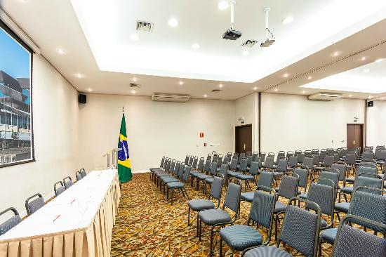 Hotel Panamby Guarulhos: Salas de Eventos