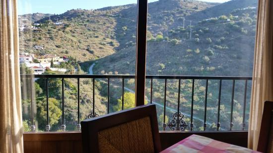 Hotel Al-Andalus: Utsikt fra frokostrom