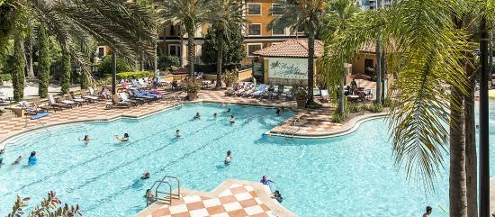 Floridays Resort Orlando: Floridays Pool