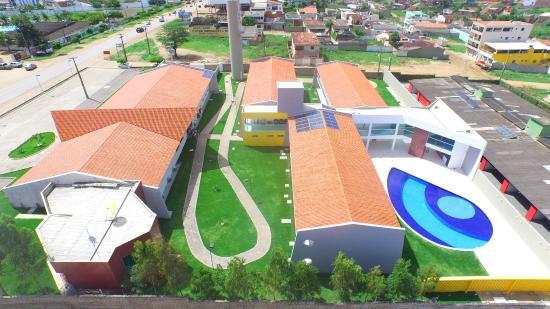 Surubim, PE: Vista aérea