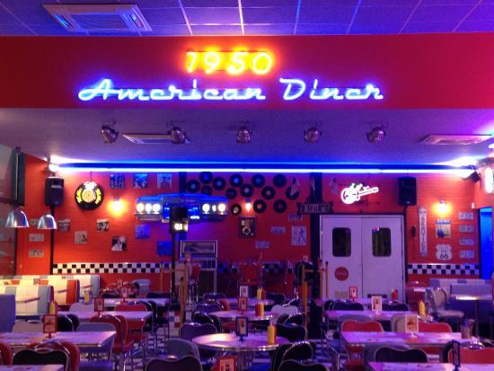 American Dinner Picture Of 1950 Diner Pontedera