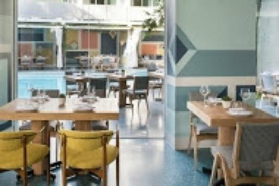 Avalon Hotel Beverly Hills: Viviane Restaurant