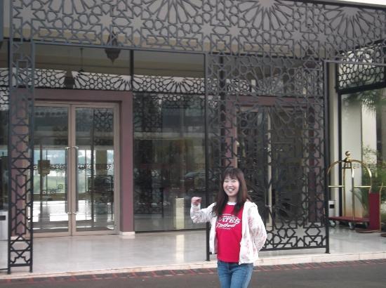 Palais Medina & Spa: 落ち着いた高級感のある五つ星ホテル