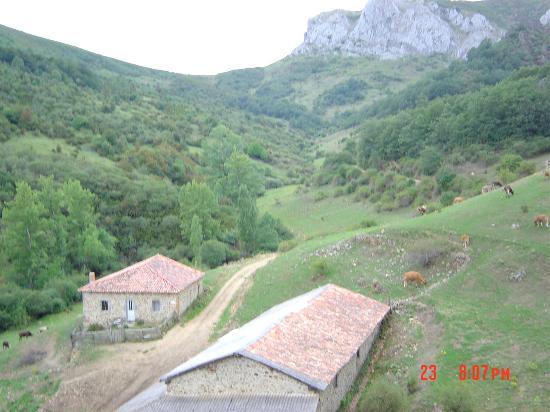 Prioro, Spain: Paisajes de la zona