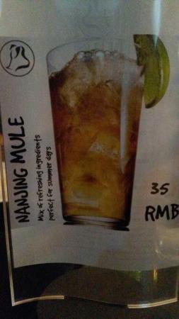 Bei Li Ni NanXiuCun: cocktail
