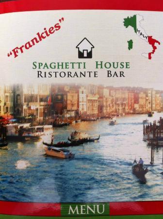 Comida Italiana, Italian food