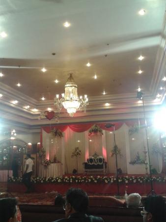 The Capitol : A Banquet Hall