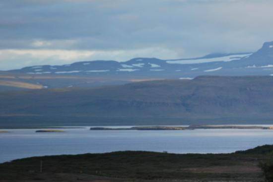 Budardalur, Islandia: Udsigt fra gåtur