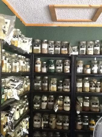 La Pine, OR: Organic bulk herbs